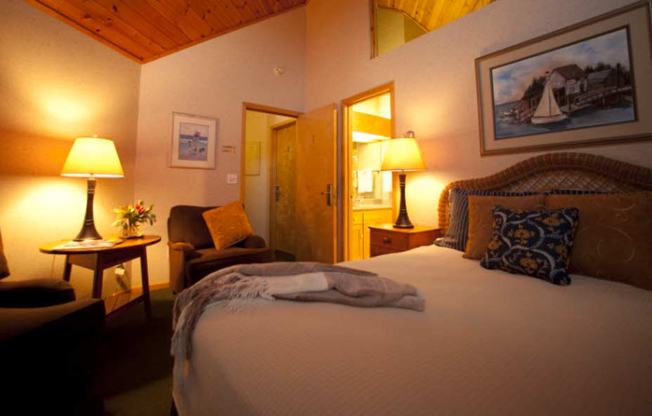 Photo of a Bluefin Bay resort room