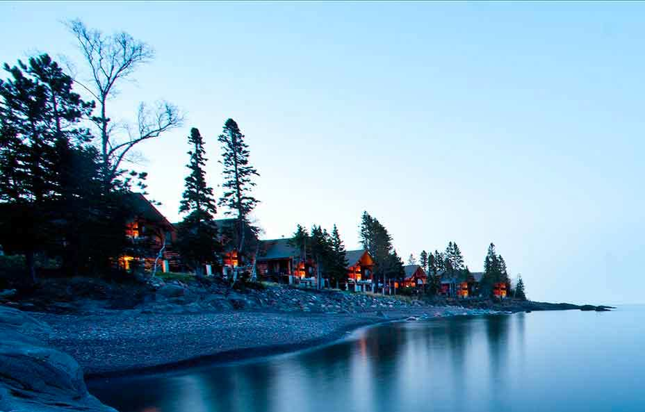 Photo of Bluefin Bay cabins