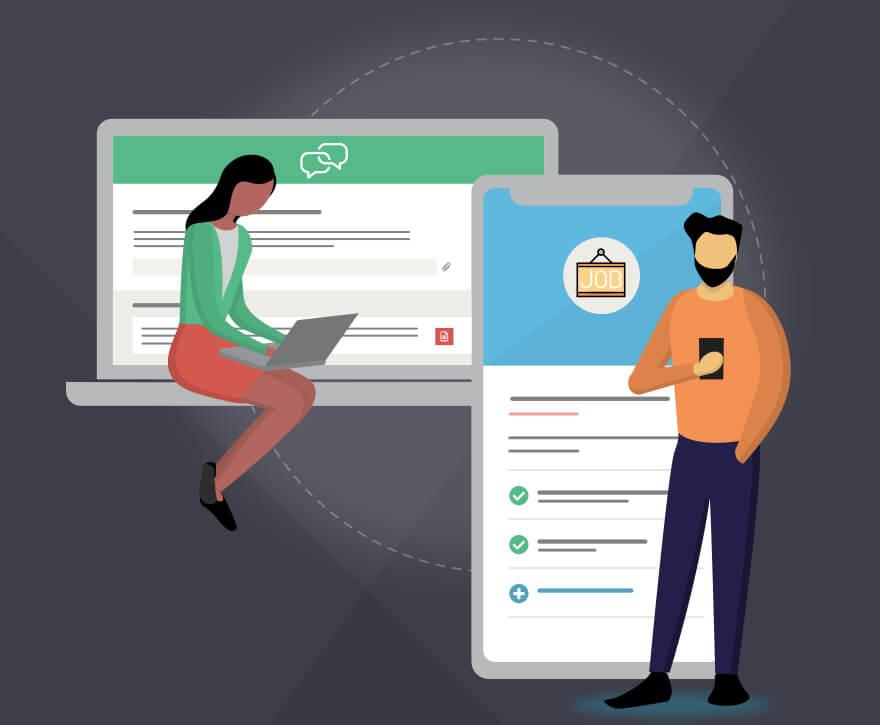 MFIP app development